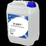 D-Soft textilöblítő koncentrátum 1:3 5 literes