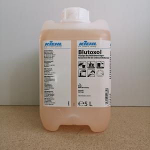 Blutoxol folyékony élelmiszeripari fertőtlenítő tisztítószer koncentrátum 5 liter (IHO-által minős