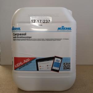 Carpasol extrakciós tisztítószer 10 l