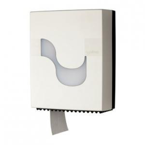 Celtex Megamini Mini toalettpapír ABS fehér adagoló