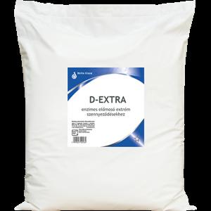 D-Extra enzimes előmosó extrém szennyeződéshez 20 kg