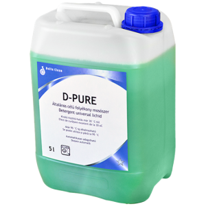 D-pure folyékony mosószer 5 lit./ kanna