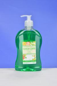 Dalma Folyékony szappan pumpás 500 ml-es zöld