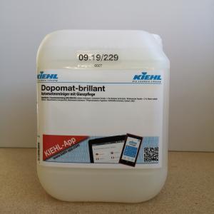 DOPOMAT- brillant 10 L. Gépi tisztítószer