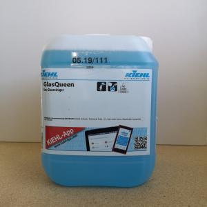 GlasQueen üveg-és felülettisztítószer 10 liter