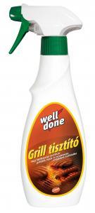 Grill tisztító szórófejes 250 ml.