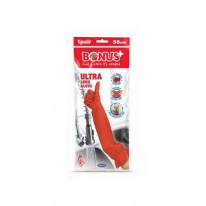 Gumikesztyű Bonus Ultra hosszú 56 cm