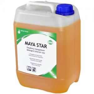 Maya Star nagyhatású kézi folyékony mosogatószer 10 literes