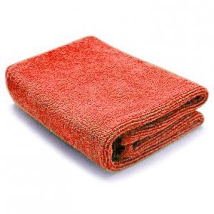 Mikroszálas törlőkendő 32x32 cm 300g/m2 piros