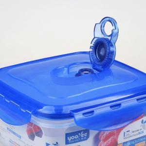 Műanyag tároló doboz 2100 ml