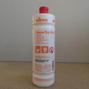 POWERFIX- gel erőteljes WC tisztítószer 1 lit.