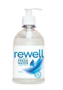 Rewell folyékony szappan Fresh water 400 ml.