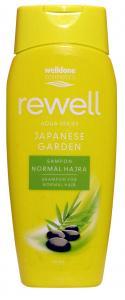 "Rewell sampon Japanese garden ""normál hajra"" 300 ml."