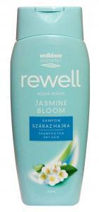 "Rewell sampon Jasmin bloom""száraz hajra"" 300 ml."