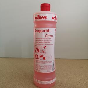 SANPURID CITRO 1 lit. Szaniter tisztítószer, citrus illatú