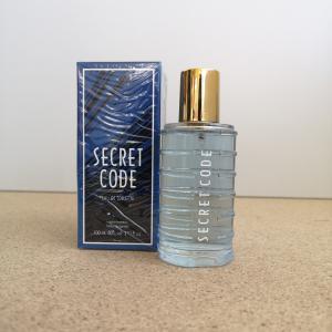 SECRET CODE 100ML férfi parfüm