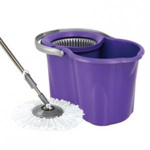 Spin mop forgófejes felmosó szett 19 liter (vödör,nyél,mop)