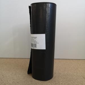 Szemeteszsák FEKETE 70x110 20 mikron 135 liter 10db/tek.
