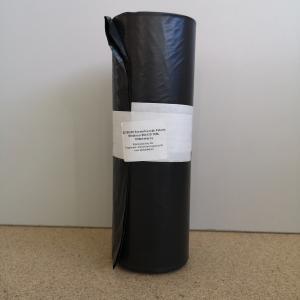 Szemeteszsák fekete 80x120 30 mikron 160 lit 10 db/tek.