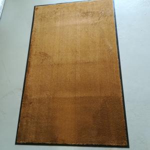 Szennyfogó szőnyeg 90x150 cm beltéri barna színben