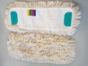 TTS Speed Clean mop huzat 40cm, rögzítőgombos, füles