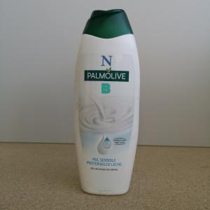 Tusfürdő PALMOLIVE proteintejes 600 ml.