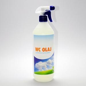 WC illatosító olaj 1 lit. szórófejjel Doma